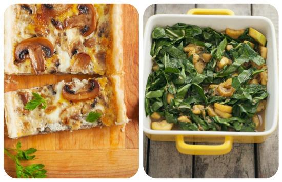 buffet-autunno-funghi-spinaci-torte-salate-forno
