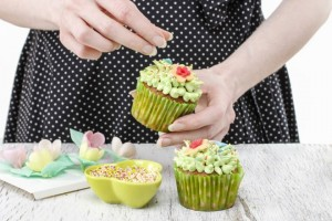 Come decorare cupcake e dolcetti di compleanno