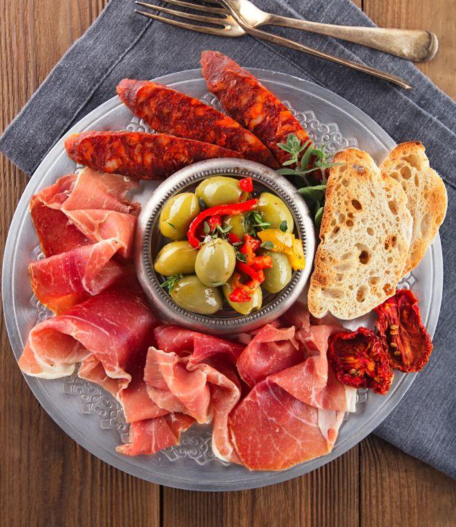 menu-buffet-economico-per-compleanno-affettati-salumi  Feste e ...