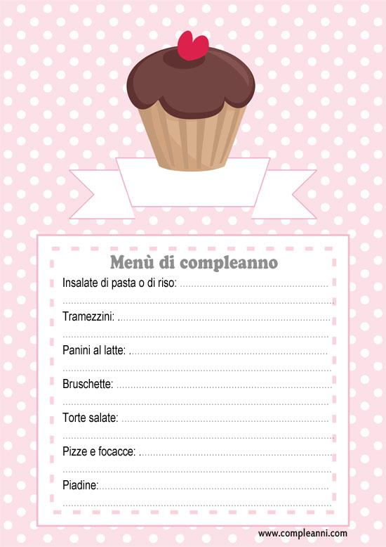 Idee Facili Per Un Buffet Di Compleanno Feste E Compleanni