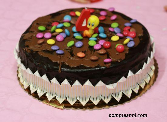 torta-12-cucchiai-cioccolato-smarties-feste-compleanno-bambini