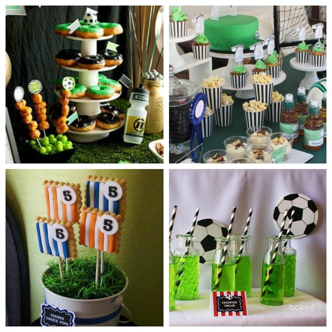 buffet festa compleanno bambini