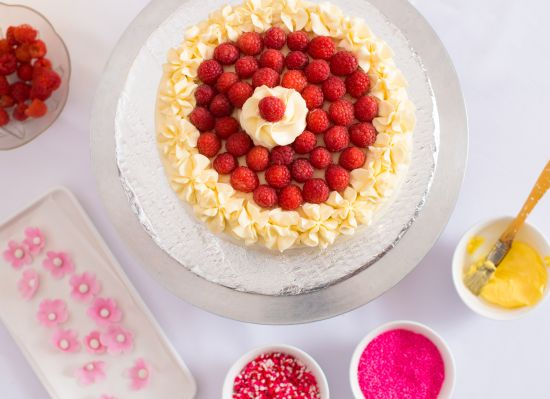 5 torte di compleanno bellissime da fare a casa feste e for Foto bellissime