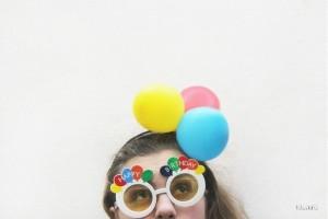 Tutorial cerchietto di compleanno