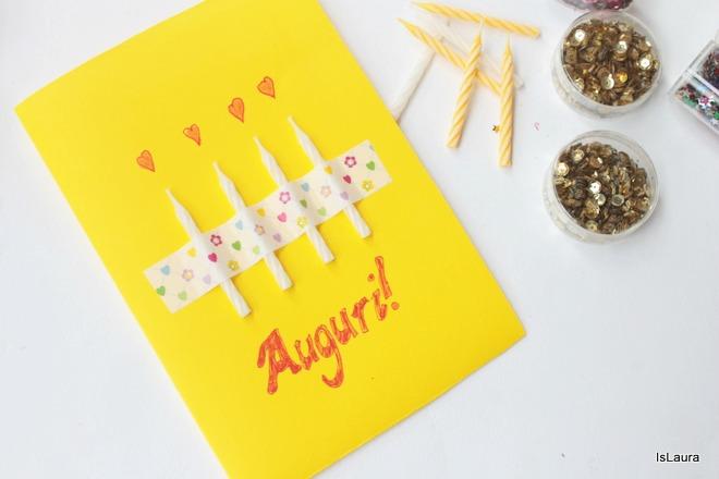 Preferenza Creare un biglietto di auguri di compleanno | Feste e compleanni SC66