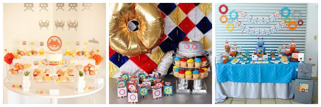 compleanno-a-tema-robot