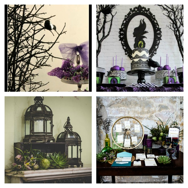 festa-maleficent-decorazioni