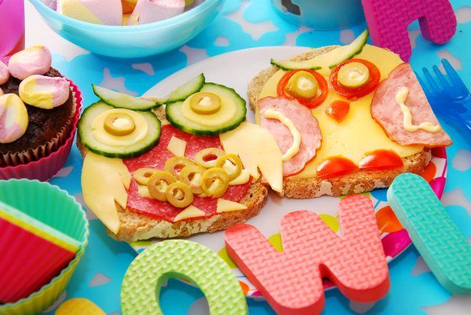 Favoloso Stuzzichini senza cottura per la festa dei bimbi | Feste e compleanni UQ65