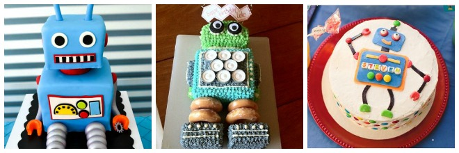 torta-compleanno-robot