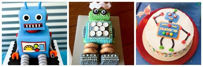 torta-compleanno-robot