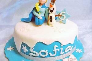 Torte Frozen per il compleanno