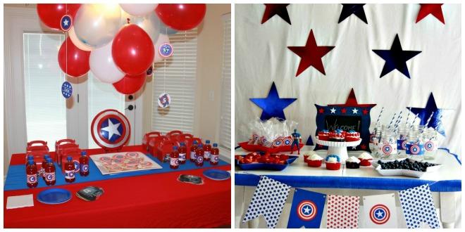 Festa-compleanno-capitan-america