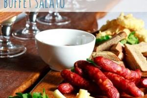 Buffet salato: idee, consigli, foto