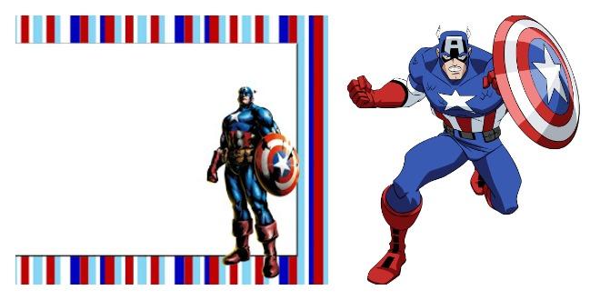 Festa Di Compleanno Capitan America Feste E Compleanni