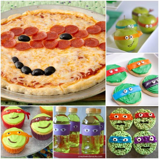 Compleanno-tartarughe-ninja-buffet