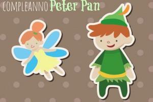 Festa di Compleanno tema Peter Pan