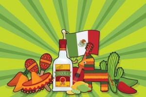 Festa di ispirazione messicana