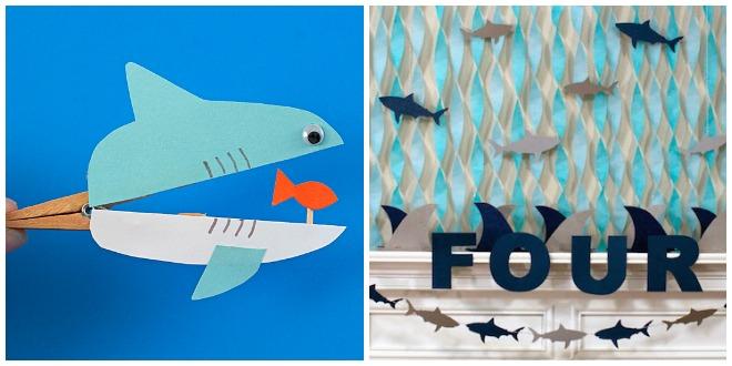 Decorazioni-compleanno-a-tema-squali