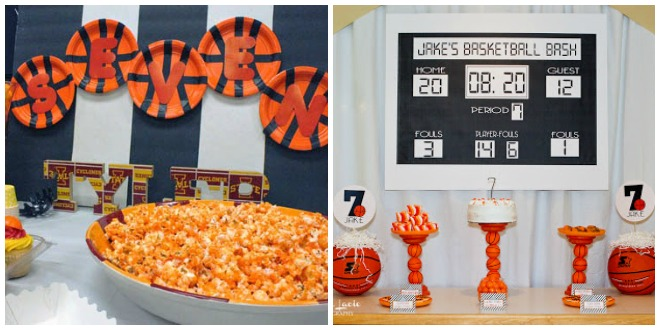 Festa-a-tema-basket-decorazioni