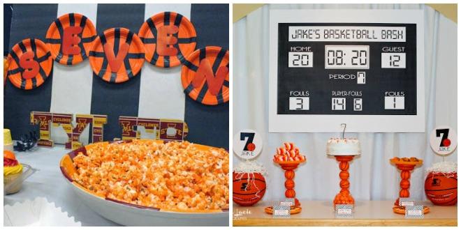 Festa-a-tema-basket-decorazioni