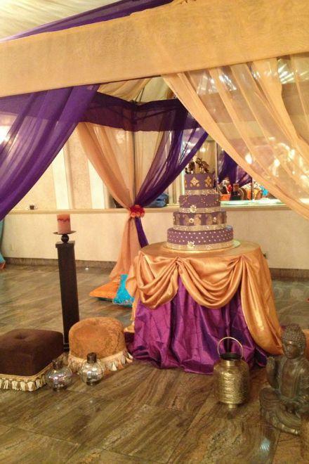 Festa Di Compleanno Aladdin E Jasmine