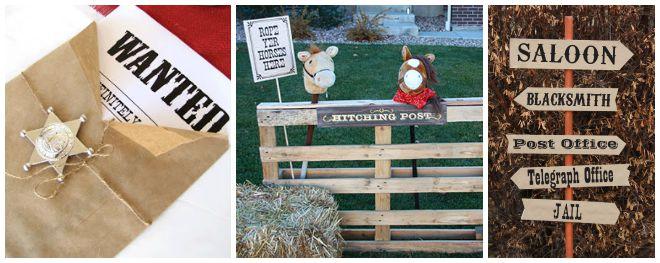 Festa-compleanno-western-inviti-decorazioni