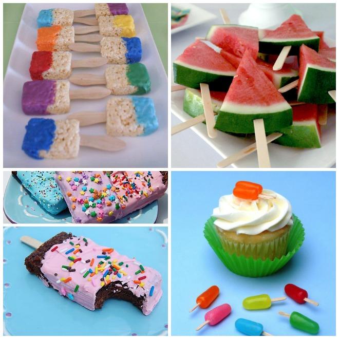 """Per preparare una torta degna di un """"Ghiacciolo party"""" avete ..."""