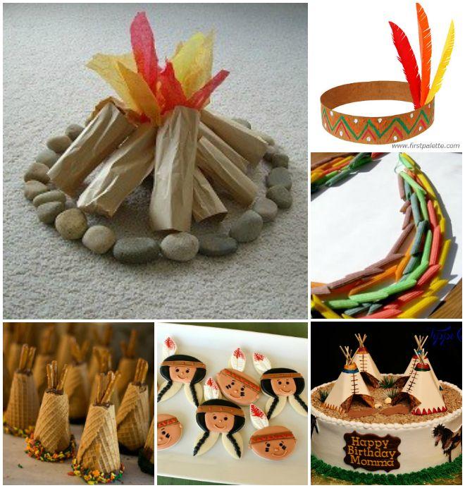 compleanno-festa-a-tema-indiani-decorazioni-e-torte