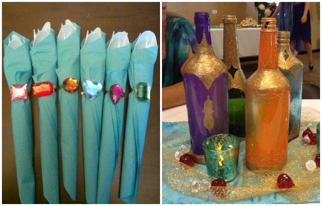 Festa di compleanno Aladdin e Jasmine  Feste e compleanni