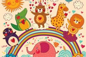 Festa a tema zoo e animali