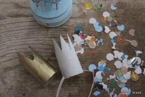 Come fare le coroncine per le feste di compleanno