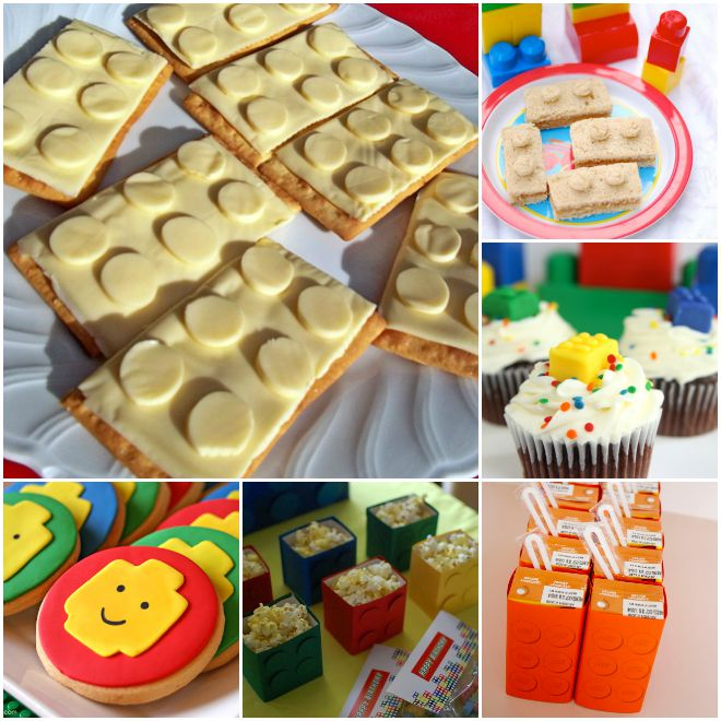 lego-party-buffet