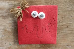 Come fare un pacco regalo divertente per bambini