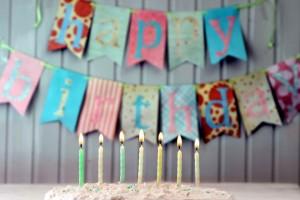 Decorazioni di compleanno fai da te facili
