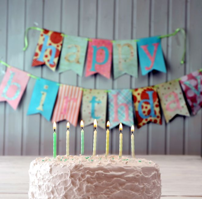 Estremamente Decorazioni di compleanno fai da te facili | Feste e compleanni XV46