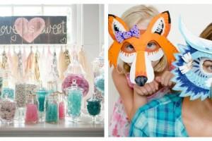 Rendere creativa una festa di compleanno
