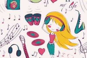 Compleanno a tema musica
