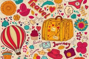 Festa di compleanno a tema viaggiatore