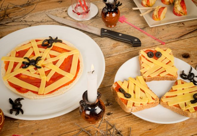 Buffet per la festa di Halloween con i bambini  Feste e compleanni