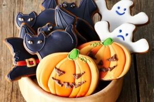 Biscotti di Halloween per bambini