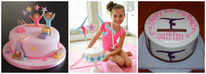 Compleanno a tema ginnastica feste e compleanni for Decorazione torte ginnastica ritmica