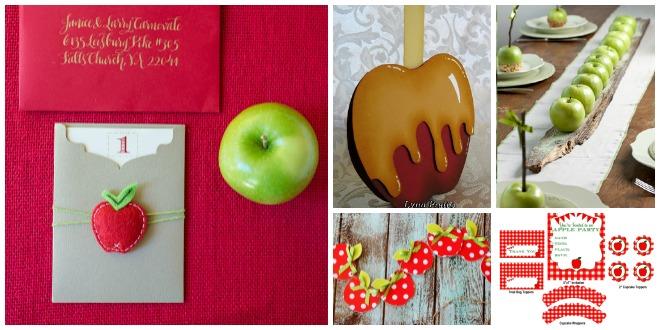 compleanno-con-le-mele-decorazioni