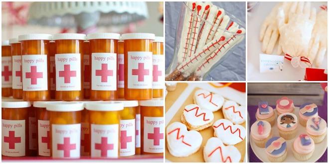 compleanno-dottori-infermieri-buffet