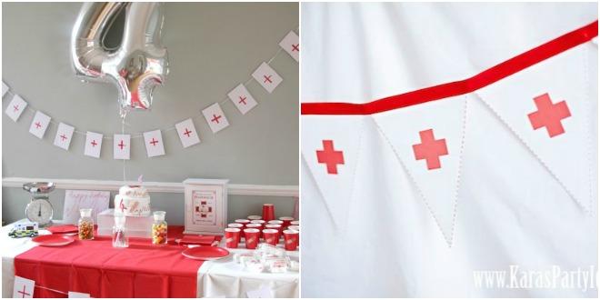 compleanno-dottori-infermieri-festoni