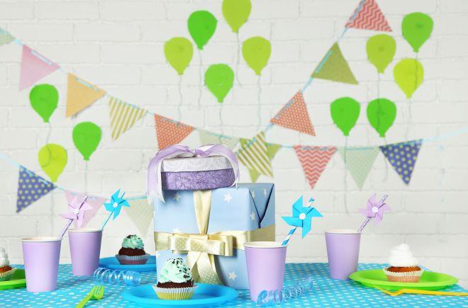 spesso Decorazioni di compleanno fai da te | Feste e compleanni EP25