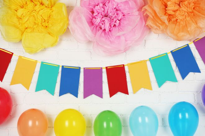 Decorazioni di compleanno fai da te feste e compleanni for Decorazioni feste