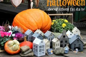 Decorazioni fai da te per la festa di Halloween
