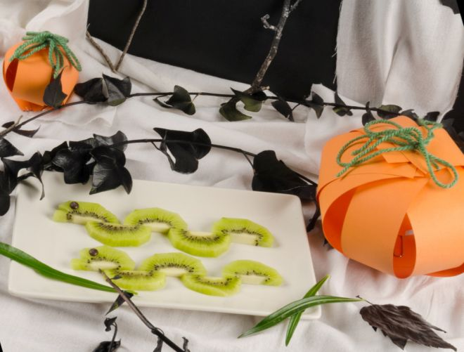 Decorazioni per la festa di halloween feste e compleanni for Decorazioni torte halloween fai da te