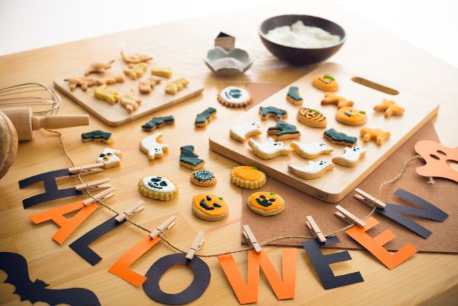 Decorazioni Fai Da Te Per Feste : Decorazioni fai da te per la festa di halloween feste e compleanni