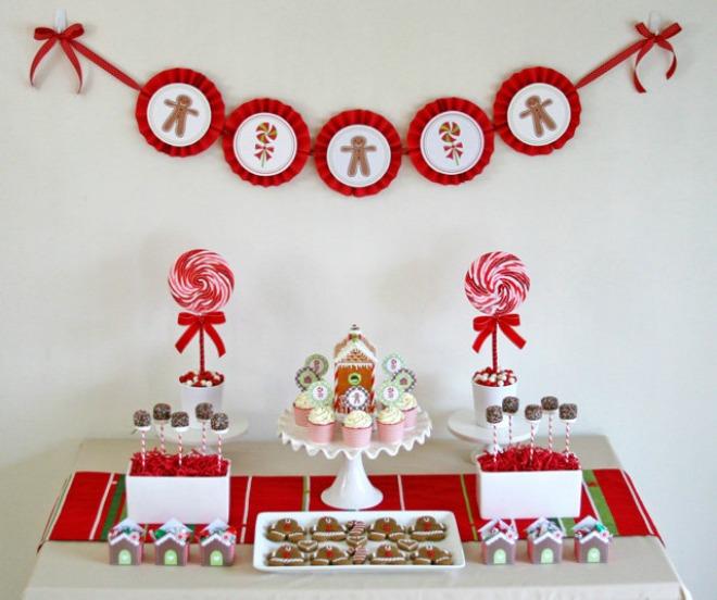 festa-compleanno-inverno-gingerbread